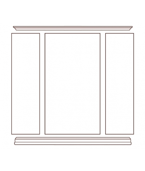 Bibliothèque composition modulaire portes vitrées, meuble vitrine bibliothèque, bibliothèque modulaire