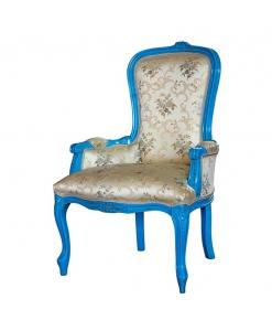 Fauteuil Louis XV Blu-boo Colors