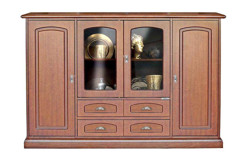 buffet 160 cm lesmo lamaisonplus. Black Bedroom Furniture Sets. Home Design Ideas