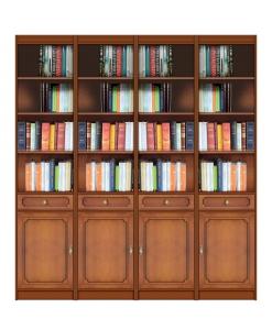Composition murale modulaire, composition modulable, bibliothèque modulaire, bibliothèque modulable, meuble bibliothèque bois, achat bibliothèque,