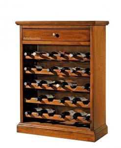 Meuble casier à bouteilles, casier à bouteilles, meuble range-bouteilles, meuble range-bouteilles en bois