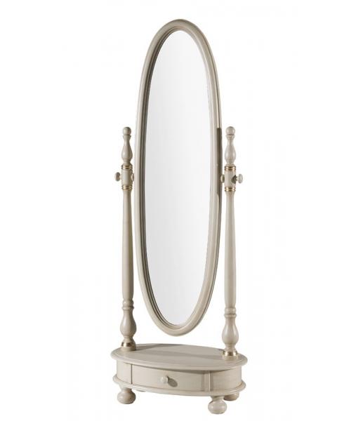 Miroir basculant inclinable sur pied réf. DB-454