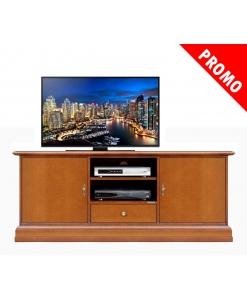 Meuble TV bas largeur 153 cm, meuble tv, promo meuble tv