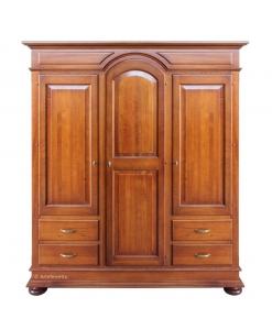 Armoire de chambre bois massif, armoire, armoire penderie. armoire bois, armoire chambre