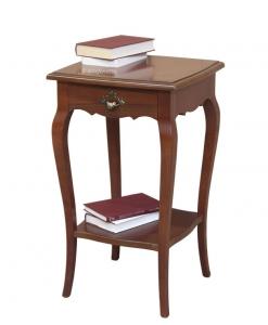 Table d'appoint bout de canapé, table pour lampe à poser, meuble bout de canapé, meuble petites dimensions