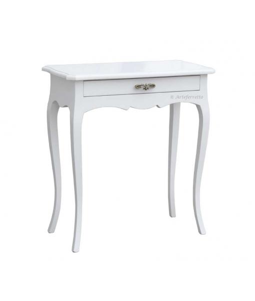 Table console laquée petites dimensions  réf. ER-2598-BI