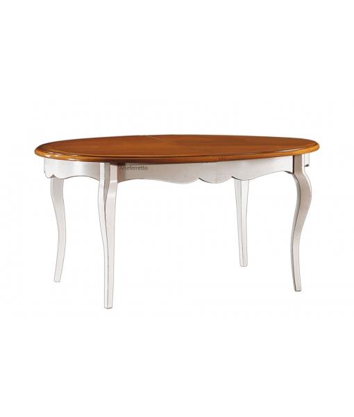 Table ovale prolongeable réf. FR-345