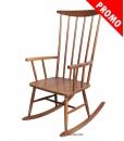 """Chaise à bascule """"Old banjo"""" réf. OWL-1-promo"""