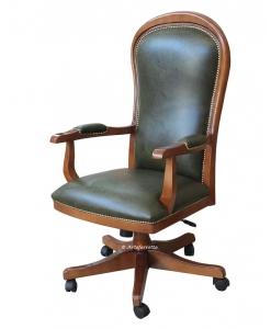 Fauteuil tournant de bureau dossier haut, fauteuil de bureau, fauteuil de bureau avec roulettes, fauteuil réglable et tournant