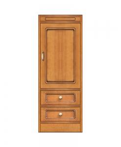Collection « Compos » – Meuble multifonctions 1 porte 2 tiroirs réf. CN-114