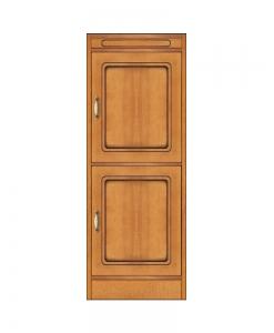Collection « Compos » – Meuble de rangement 2 portes réf. CN-125