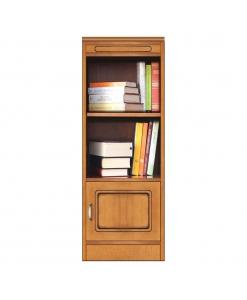 Collection « Compos » – Petite bibliothèque avec porte réf. CN-127