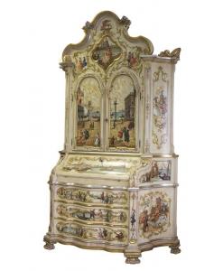 trumeau, meuble trumeau, style vénitien, style classique vénitien, meubles style classique vénitien, villas de la vénétie
