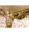 Table basse sculptée Roi-Soleil