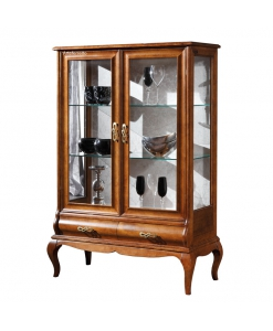 vitrine bois et verre archivi lamaisonplus. Black Bedroom Furniture Sets. Home Design Ideas