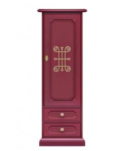 """Meuble de rangement étroit multi-usage """"YOU"""", meuble étroit, meuble de rangement étroit, meuble petit espace"""