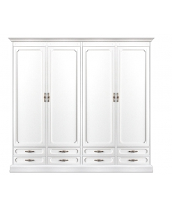 Armoire dressing modulaire