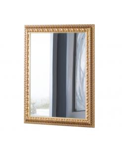 Miroir en feuille d'or vieillie, miroir or, miroir doré, miroir or pas cher, miroir doré pas cher