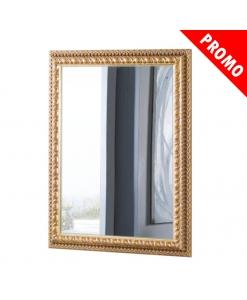Miroir en feuille d'or vieilli, achat miroir pas cher, miroir en promotion, achat miroir en promo