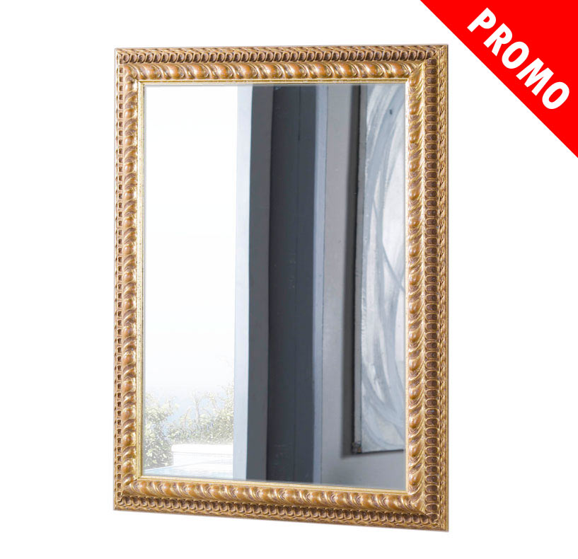 promo miroir en feuille d 39 or vieillie lamaisonplus. Black Bedroom Furniture Sets. Home Design Ideas