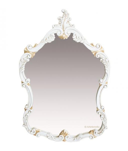 Miroir classique à fronton réf. 040-SP