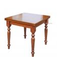 Table de repas carrée 80x80 cm