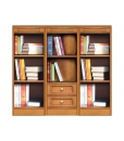 Meuble bibliothèque modulable compos-3e