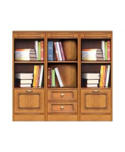 Meuble bibliothèque modulaire compos 3A
