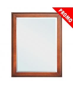 Promo miroir classique en bois