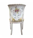 Chaise peinte à la main réf. SM-11