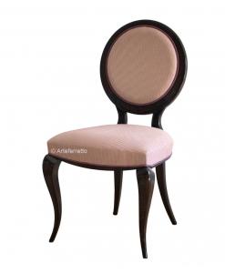 Chaise médaillon design classique, chaise médaillon, chaise design classique, chaises achat en ligne