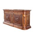 meuble buffet de grandes dimensions, meuble buffet de style classique