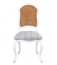Chaise classique avec dossier en paille de Vienne réf. AF-9547