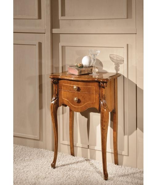 Meuble chevet d'appoint, table de salon, table de salon petite taille, petite table d'appoint