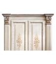 Armoire haut de gamme, meubles artisanat, meuble design italien