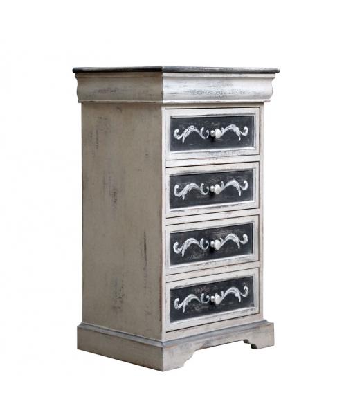 Chiffonnier Louis Philippe 5 tiroirs réf. 314-STD