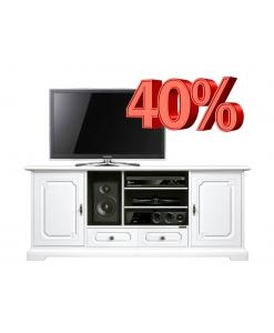 Meuble TV 160 cm home cinéma réf. 4070-SAV-PROMO