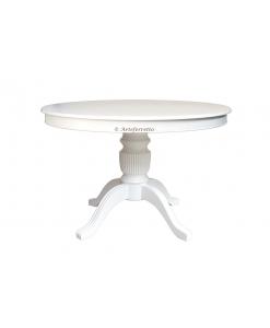 Table ronde pour salle à manger 110 cm diamètre