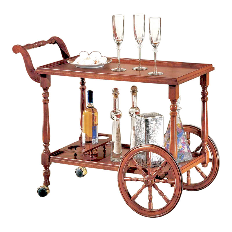 Fantastique Chariot desserte cuisine en bois - LaMaisonPlus SI-22