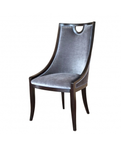 Chaise type crapaud, fauteuil crapaud, chaise gondole