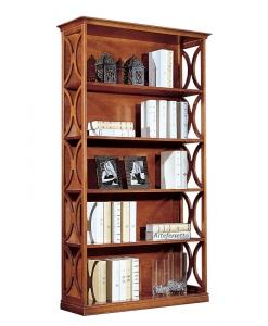 Meuble bibliothèque haut côtés ouvertes Arco