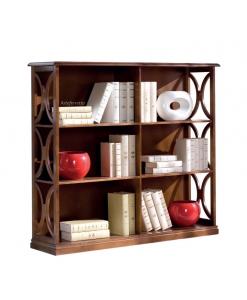 Bibliothèque basse 1130 cm largeur Arco