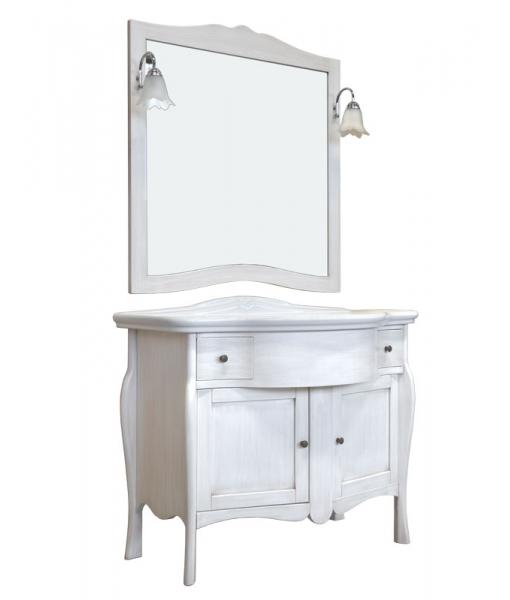 Meuble vasque avec miroir RéF. CM-01