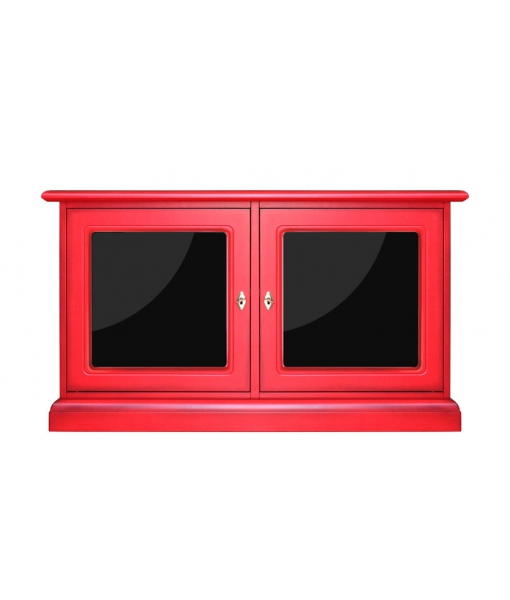 Buffet petite taille laqué rouge réf. 3836-QPlex