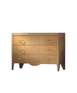 commode, commode moderne, commode style contemporain, commode moderne 3 tiroirs