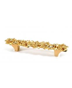 poignée, poignée pour meubles, poignée or pour meubles classique