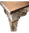 "Table prolongeable 180x100 ""Phénix"" réf. MG904"