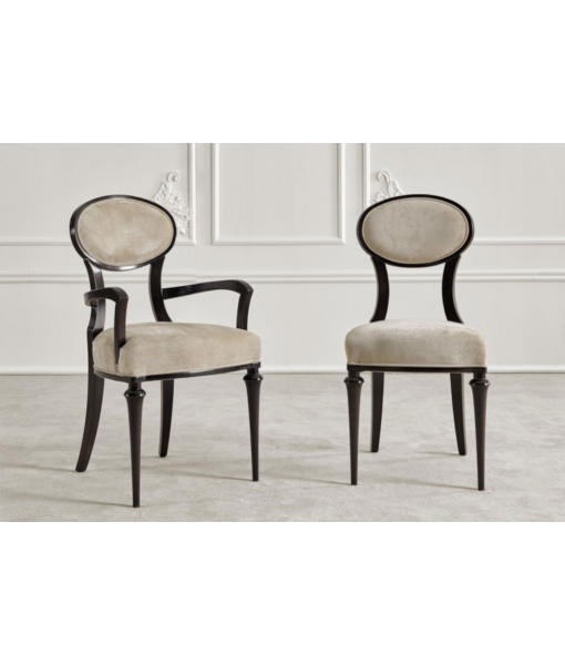 """Chaise et bout de table """"Alien"""""""