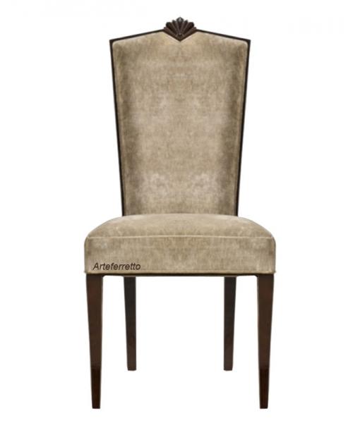 Chaise style classique contemporain pour salle à manger réf. L56