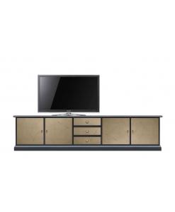 Meuble TV bas, meuble tv grandes dimensions, meuble tv pour salon contemporain
